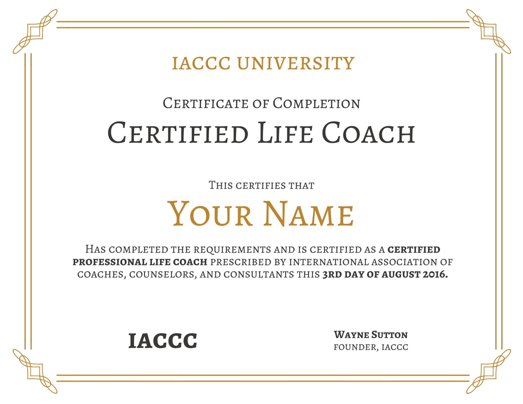 executive coaching certification online
